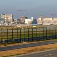 Derzeit eher beschaulich: Flughafen Frankfurt. (Foto: S. Herold)