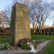 Gedenken an einen der tragischsten Unfälle der Industriegeschichte. (Foto: S. Herold)